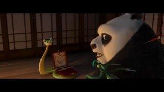 Tai Lung's Backstory. [Best Scene]-Kung Fu Panda. (Full-HD)
