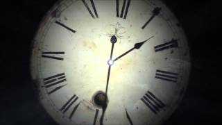 nostalgia clock animation 1280x720