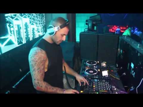 DJ Aron 10 years Babylon