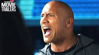 FIGHTING WITH MY FAMILY New Clips (Drama 2019) - The Rock WWE Movie