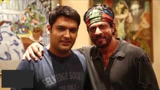 An all new SRK on 'The Kapil Sharma Show'
