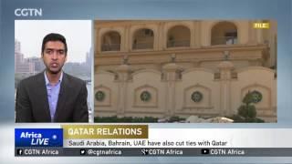 Egypt, Libya among nations to cut ties with Qatar