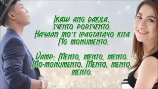 Monumento lyrics   Kyla and Kris Lawrence