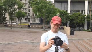 p w tripod photographer vs pershing square security downstreet - Andrews International Security Guard