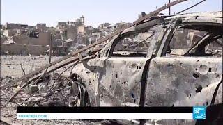 Iraq: In the ruins of Mosul