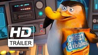 Los Pingüinos de Madagascar | Trailer 3 en Español (HD)