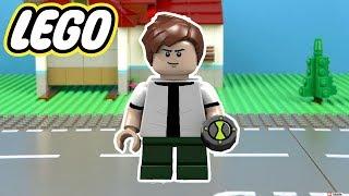 ENCONTREI O BEN 10 NO LEGO !! (Lego Ben 10)