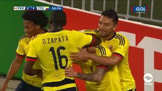 Peru Vs Colombia 1 1  NARRACION COLOMBIANA