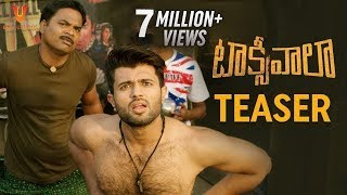 Taxiwaala Movie Teaser | Vijay Deverakonda | Priyanka Jawalkar | Malavika Nair | #TaxiwaalaTeaser
