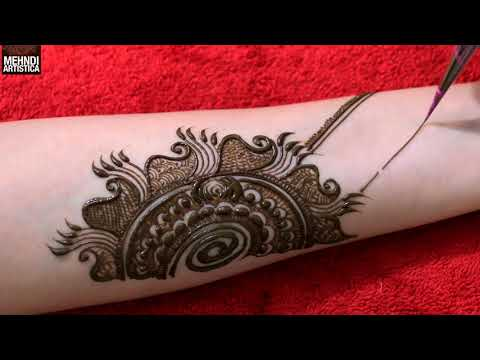 Xxx Mp4 Step By Step Simple Beautiful Mehndi Design For Full Hand Henna Mehendi Designs 3gp Sex