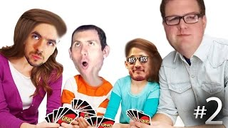 The Game That Never Ends | UNO W/Mark, Jack and Wade Ep. 2