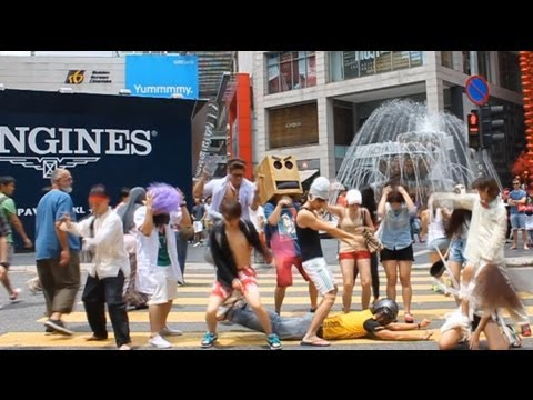 The Harlem Shake Malaysia (Best in Kuala Lumpur)