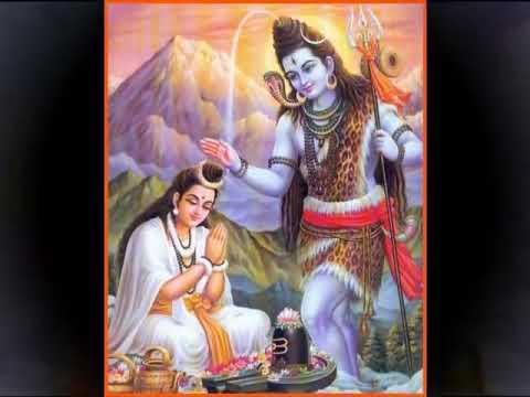 shiv bhajan  (chali shiv Shankar ke mandir mein  bhakton)