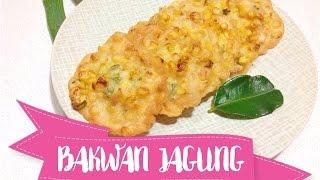 #ResepRamadhan Bakwan Jagung Crispy   bizzlexo