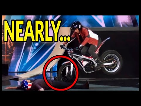 Top 7 NEVER SEEN Judges JAW DROPS like NEVER BEFORE SHOCKING Acts on AGT 2017 2018