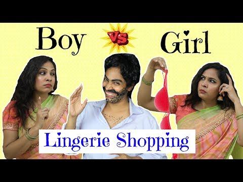 Xxx Mp4 Buying Lingerie Boy Vs Girl ShrutiArjunAnand 3gp Sex