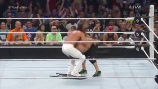 [WWE] Seth Rollins-Turnbuckle Powerbomb & Pedigree Montage!!