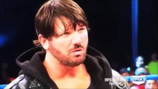 The Evolution of AJ Styles Themes