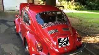 VW 1302 Beetle 1970