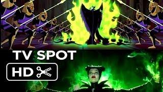 Maleficent TV SPOT - Movie Mashup (2014) Disney Movie HD