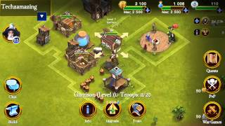 Arcane Battlegrounds - Android Gameplay - Trailer HD