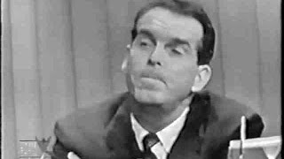 What's My Line? - Fred MacMurray (Mar 15, 1953)