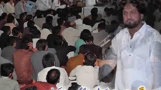 Zakir Iqbal Hussain shah bajar new majlis Shahadat Ali Akbar as G6 2 Islamabad 20 8 2017 part 4 5