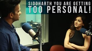 Neeti Mohan: 'Siddharth You Are Getting Too Personal!'