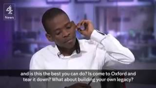 Ntokozo Qwabe, and Sophia Cannon, debate