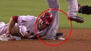MLB Getting Spiked (HD)