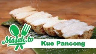 Kue Pancong | Jajanan #016