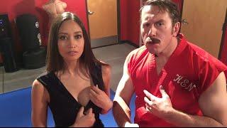 Selfie Defense with Master Ken