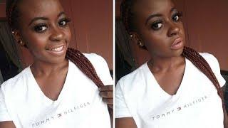Easy Peasy Back to School Makeup Tutorial | OmogeMuRa