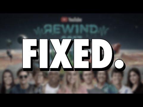 Xxx Mp4 I Fixed YouTube Rewind 3gp Sex