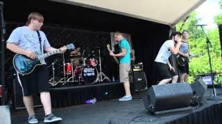Motives - Warped Tour 2012 - Cleveland, Ohio
