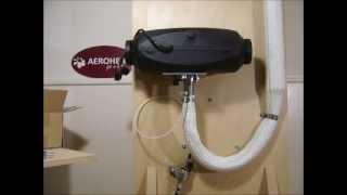 AEROHEAT | Diesel Luft Heizung | Montageanleitung