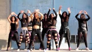 Eva Simons - Policeman Dance BY DANCE-IT - דאנס-איט בית הספר לריקוד של שני מחלב