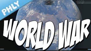 WORLD WAR MODE - Living Breathing Battlefield (War Thunder Gameplay)