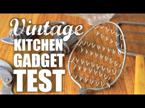 VINTAGE KITCHEN GADGET TEST Do They Work
