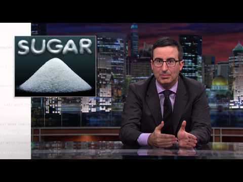 Sugar Last Week Tonight with John Oliver HBO