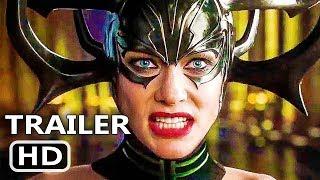 THOR RAGNAROK Trailer (2017) Thor 3, Marvel, Movie HD