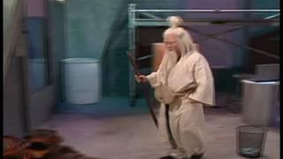 MADtv the blind kung-fu master