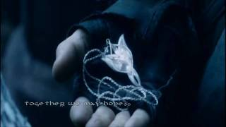 01 Prologue - Lasto I lamath [ w/ English lyrics ] [ Listen to the Voices ]- The Lord of the Rings