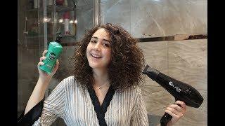 Uygulamalı Saç Bakım Rutinim |2017