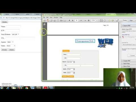 video screencast o metic shilfa tugas 2 kb 1