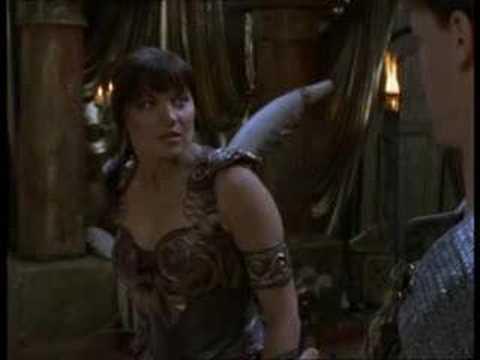 Xena warrior tramp princess funny episode montage
