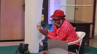 Jajja Bruce performs in Akandolindoli