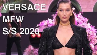 VERSACE | SPRING SUMMER 2020 | FULL HD SHOW
