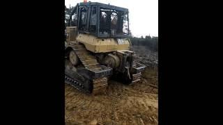 Kerja di lokasi perkebunan kayu akasia