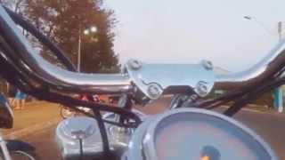 Passeio de HD com a Gi (Harleyterapia)